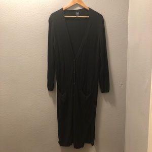 Gap Duster Sweater - Black